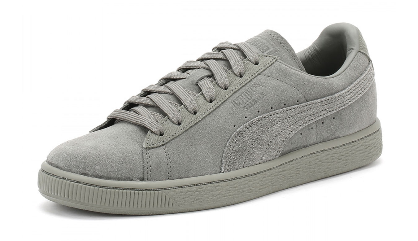 new concept 281c2 b1318 Puma Suede Classic Tonal Agave Green 36259501
