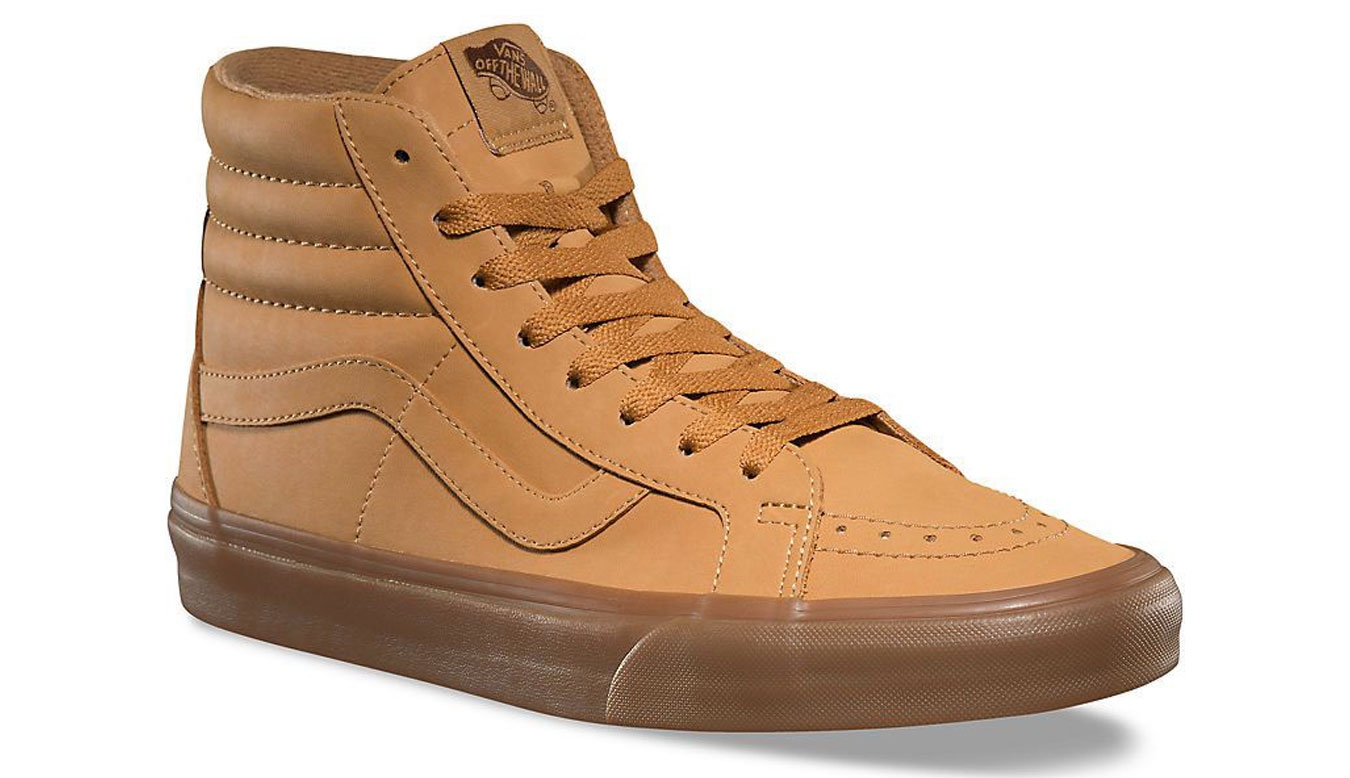 ... Vans SK8-Hi Reissue Light Gum Leather. SKU  VA2XSBOTS 852ee1de4